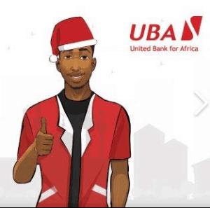 UBA bank account number