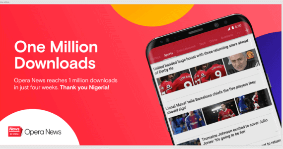 How To Earn Unlimited Free Airtime From Opera News Apps