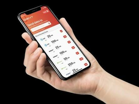 Dent App Free Browsing Data for all network August 2019