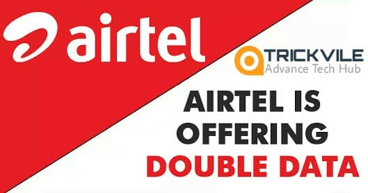 Airtel Double Data Free Internet Tricks 2018