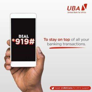 UBA Magic Banking Code