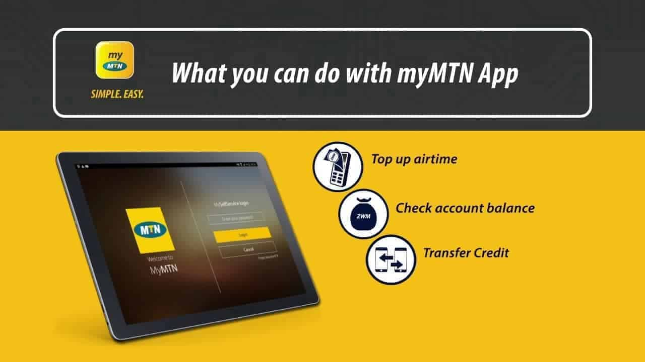 How To Get My MTN App Free 500MB Data Cheat