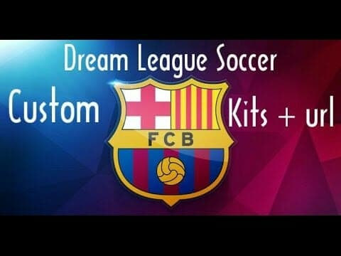the best attitude d08fa c956a DLS 20 Barca Kit] FC Barcelona Kit and Logo 2019/2020 Dream ...