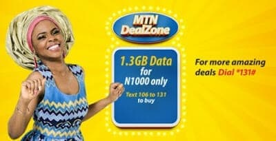 MTN Deal Zone (4GB for N1000) – Check If You Are Eligible