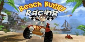 BEACH BUGGY RACING : Best offline racing games for Android