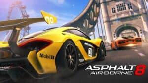 ASPHALT 8 - AIRBORNE : Best offline racing games for Android