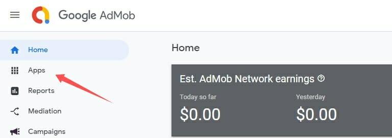 Admob self click apps