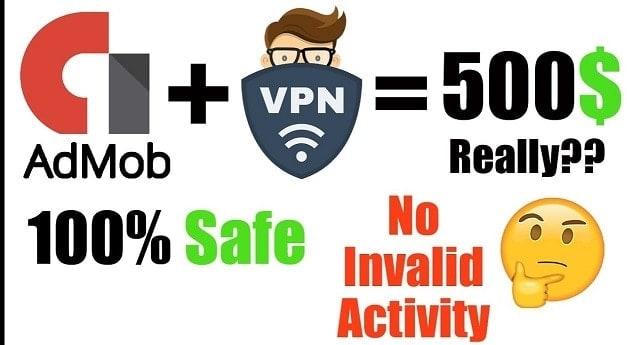 Comprehensive Admob Self Click Tricks 2019 With VPN