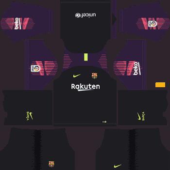 Dls 2020 Barcelona Goalkeeper Away Kit Dream League-Soccer DLS Kits Goalkeeper-Away-Kit-Dream-League-Soccer-DLS-Kits