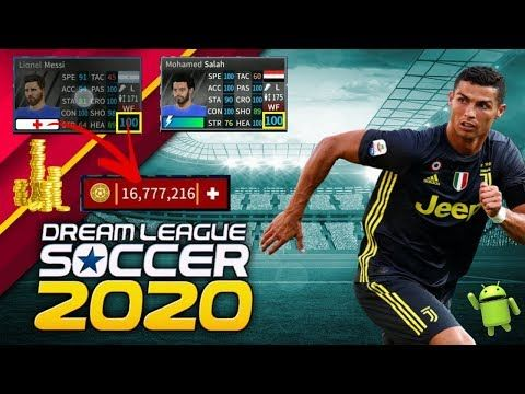 DLS 20 Mod Apk] Download Dream League 2020 Mod Apk + Obb