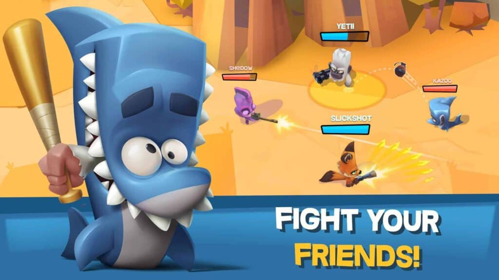 Zooba Zoo Battle Arena Mod Apk