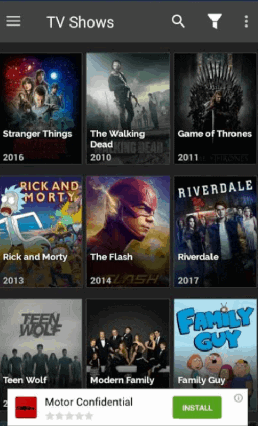 Series Flix download Apk