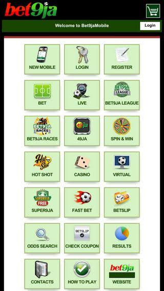old bet9ja app