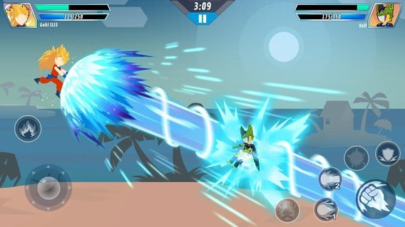 Stick hero fighter Mod apk