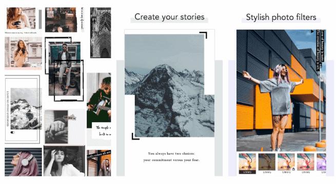 Story App maker apk