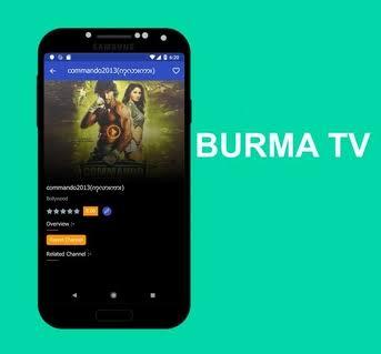 Burma TV 10 Apk