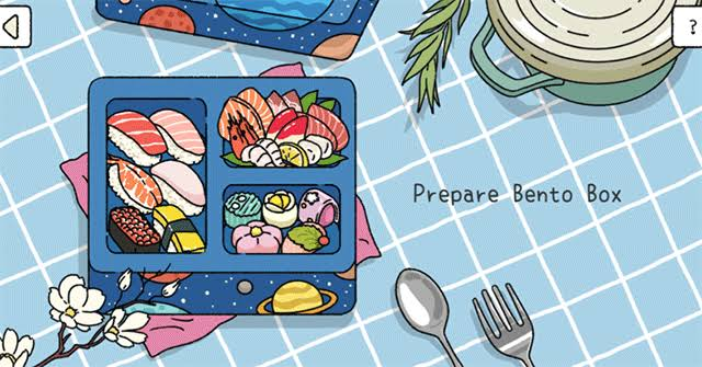 Preparing Bento Box Adorable Home
