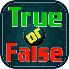 True and false Apk