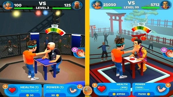 Slap Kings Mod Apk download
