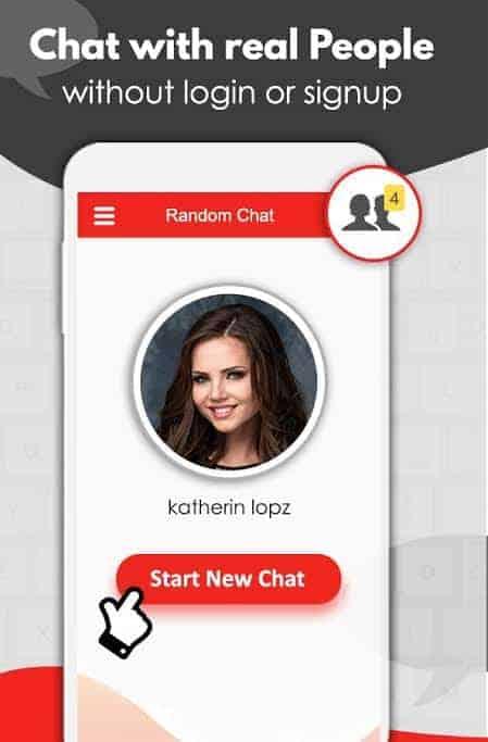 chatroulette random chat apk