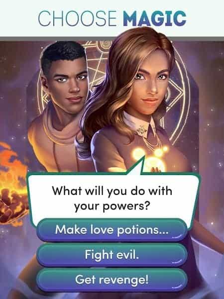 Choice story you play mod apk