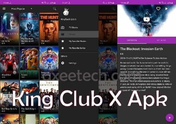 King Club X Apk