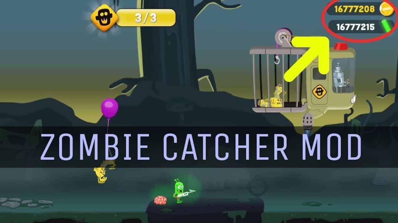 Zombie Catcher Mod