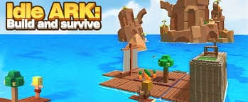 Idle Ark Mod APK Build at Sea