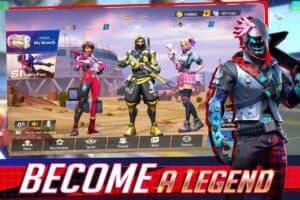 Omega Legend Apk