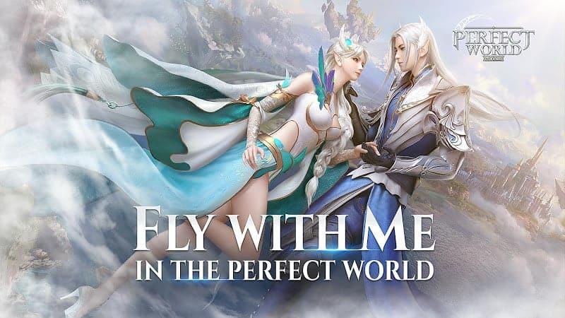 Perfect world mobile mod apk