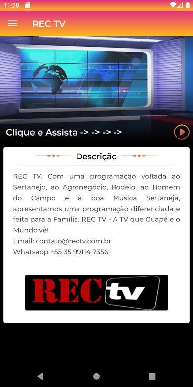 Rec Tv Apk