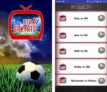 PTV Sports APK download l