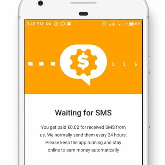 Money SMS Apk