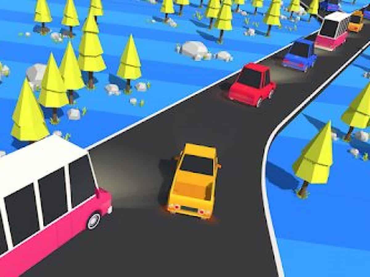 Traffic Run Mod Apk