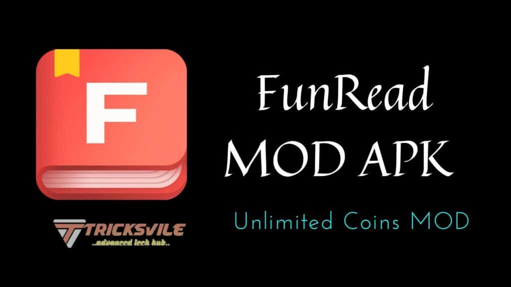 FunRead Mod APK Unlimited Coins