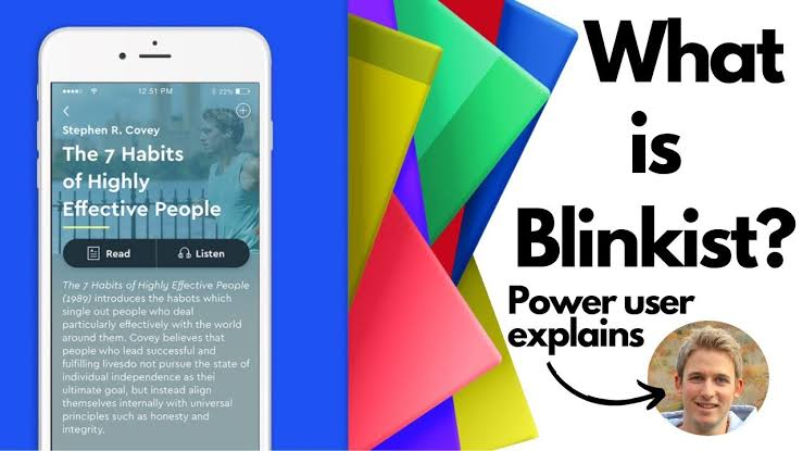 Blinkist Premium APK