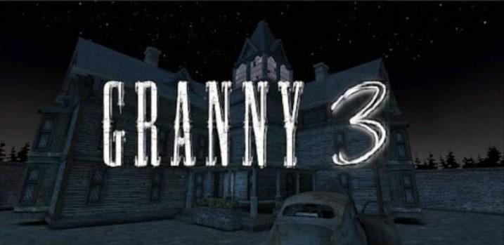Granny 3 mod apk