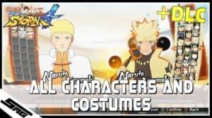 Naruto Ultimate Ninja Storm 4 download