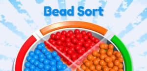 Bead sort