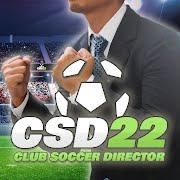 club soccer director 2022 mod apk