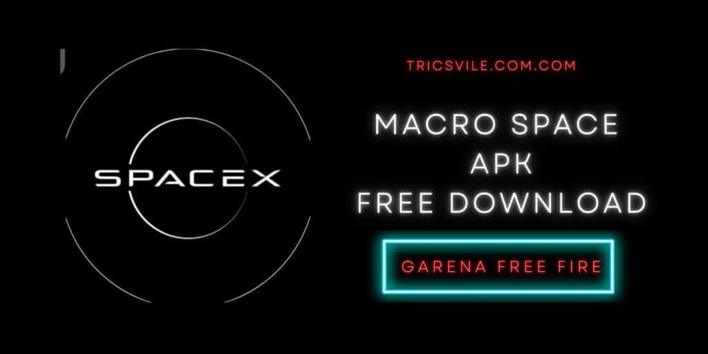 Macro Space APK Garena Free Fire